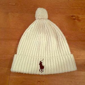 Polo by Ralph Lauren Pom Pom hat